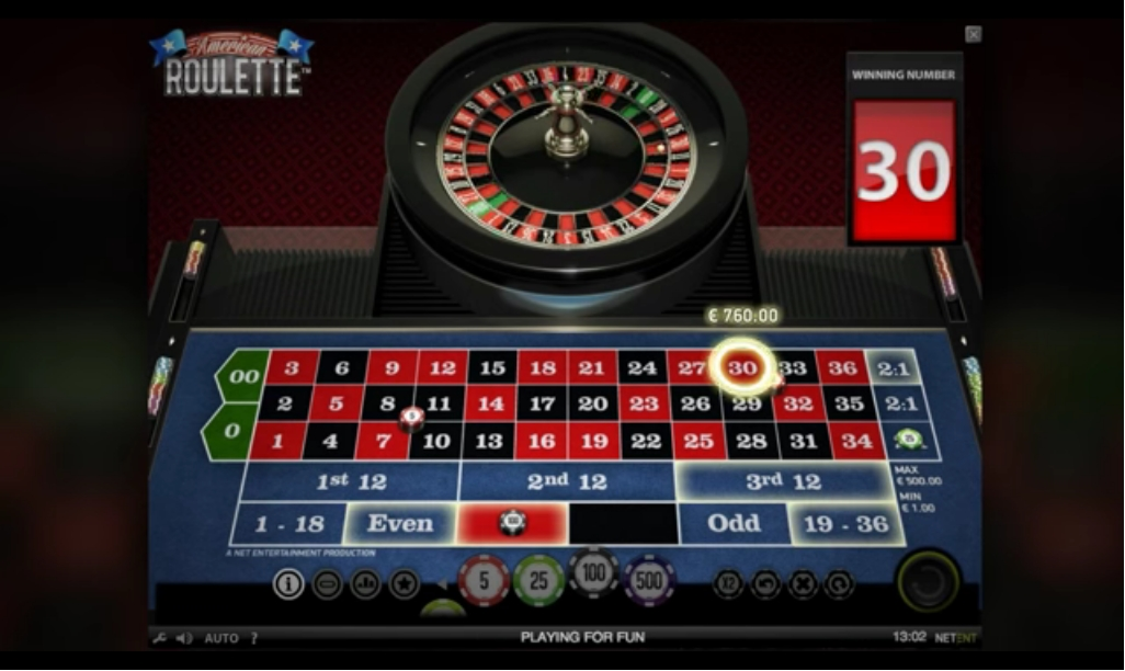 American Roulette -582592