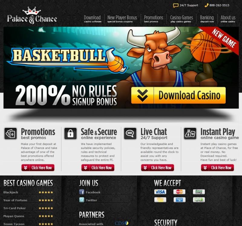 Online Casino System taktik Chance -925434