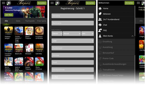 Casino Handy -125088