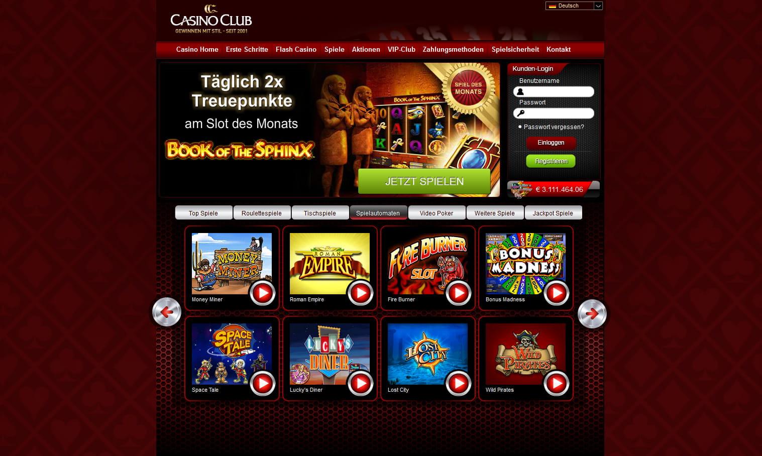 Casino des Monats River Belle -279029