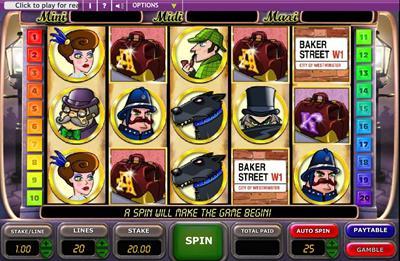 Sherlock Mystery kostenlos -765478