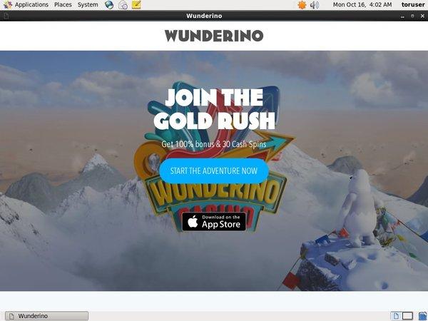 Beste onlinecasino Wunderino -71670