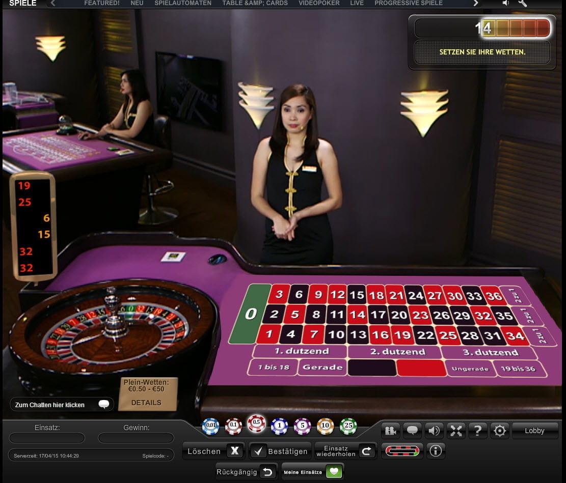 Live Casino -789360