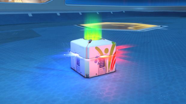 Lootboxen Glücksspiel Videospielen -439114