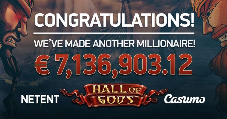 Casino Jackpot Gewinner dauerhafte Gewinne -727383