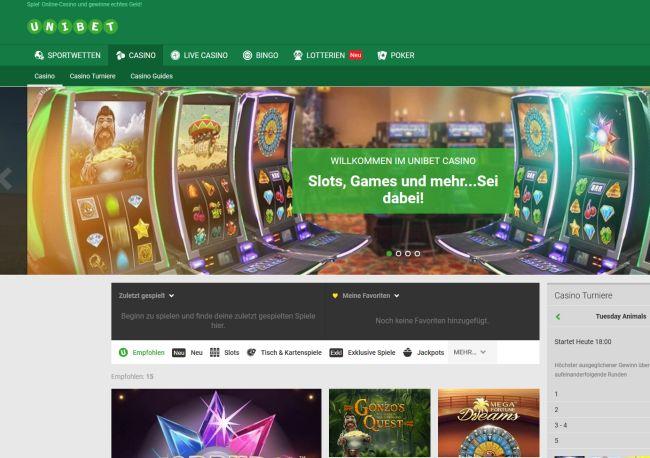 Spielautomaten Spielhallen Unibet -894525