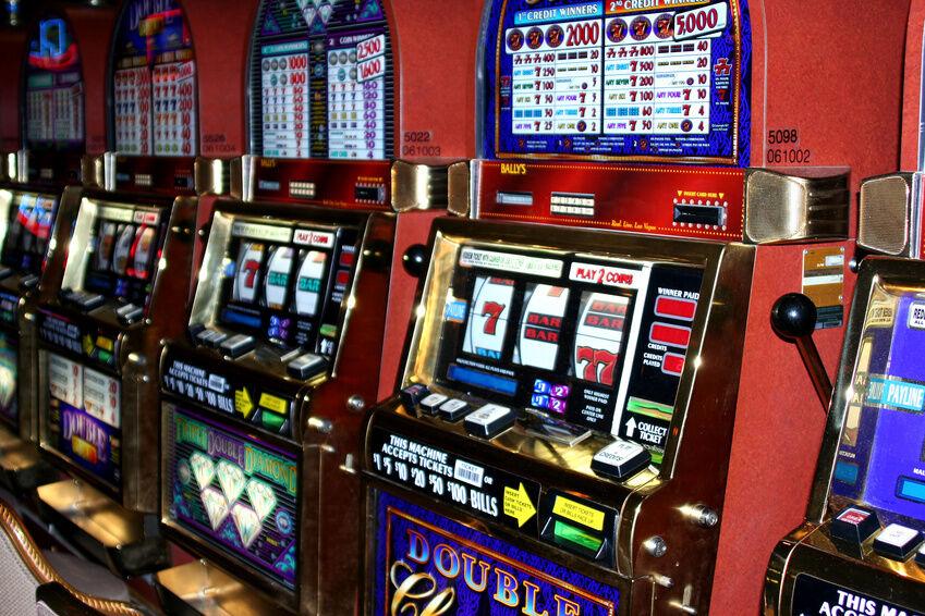Spielhallen Automaten Spiel mit -424642