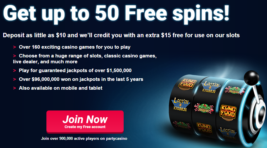 Party Casino -371069