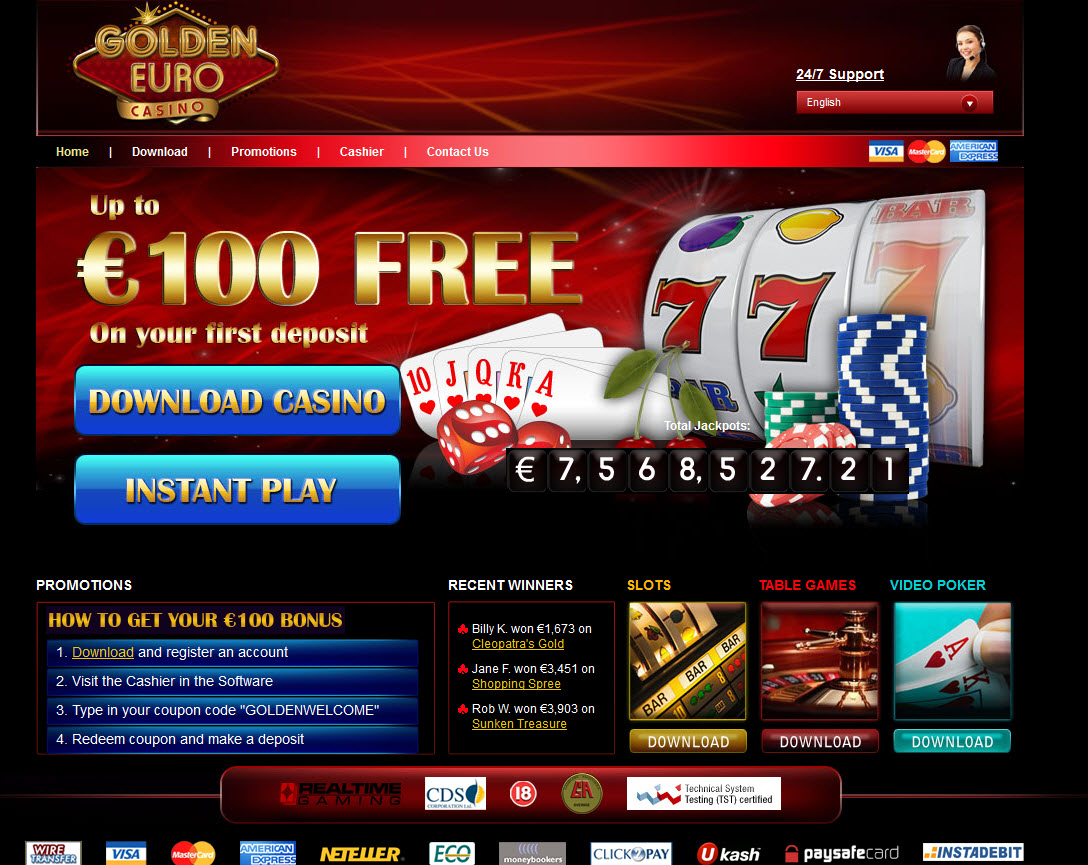 Verifizierung Casino Golden Euro -108350