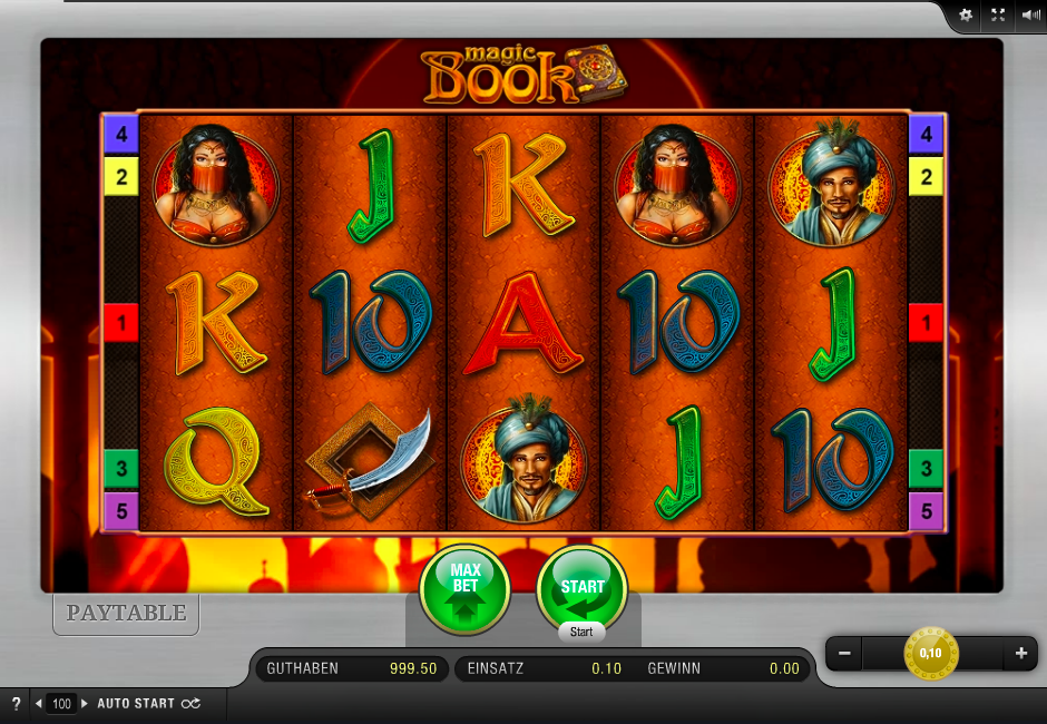 Online Automat spielen OmniSlots -109916
