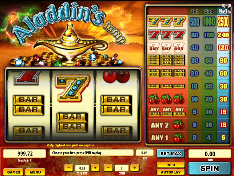Online Casino Bestes