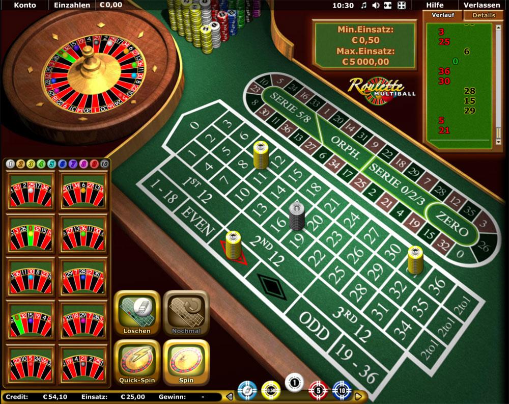 Multiball Roulette online Royrichie -732655