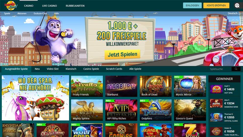 Kostenloses Casino Guthaben -716825