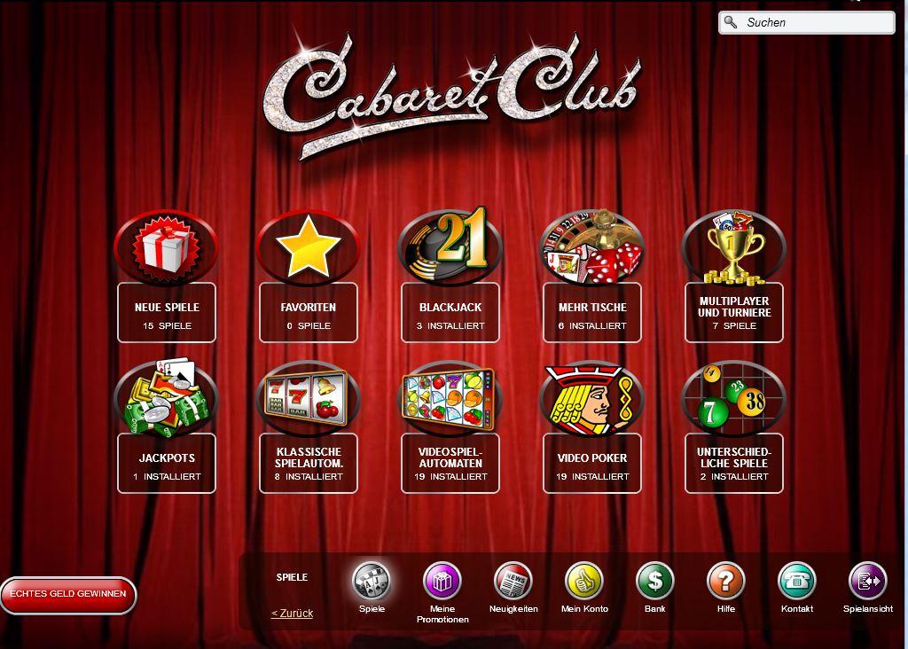 Casino Club Geburtstagsbonus