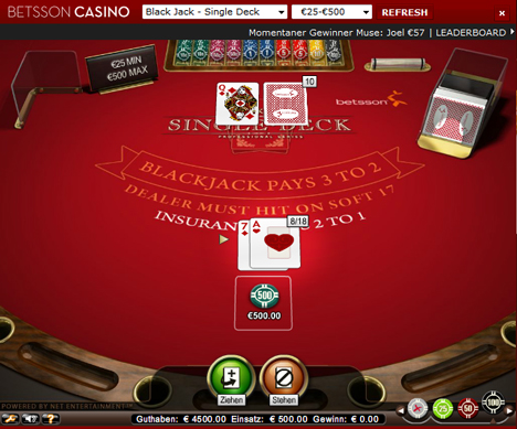 Casino Bonus -271301