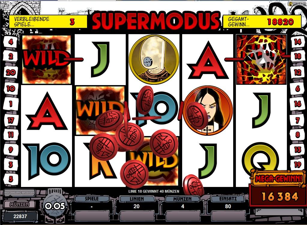 Casino Jackpot Gewinner -767752