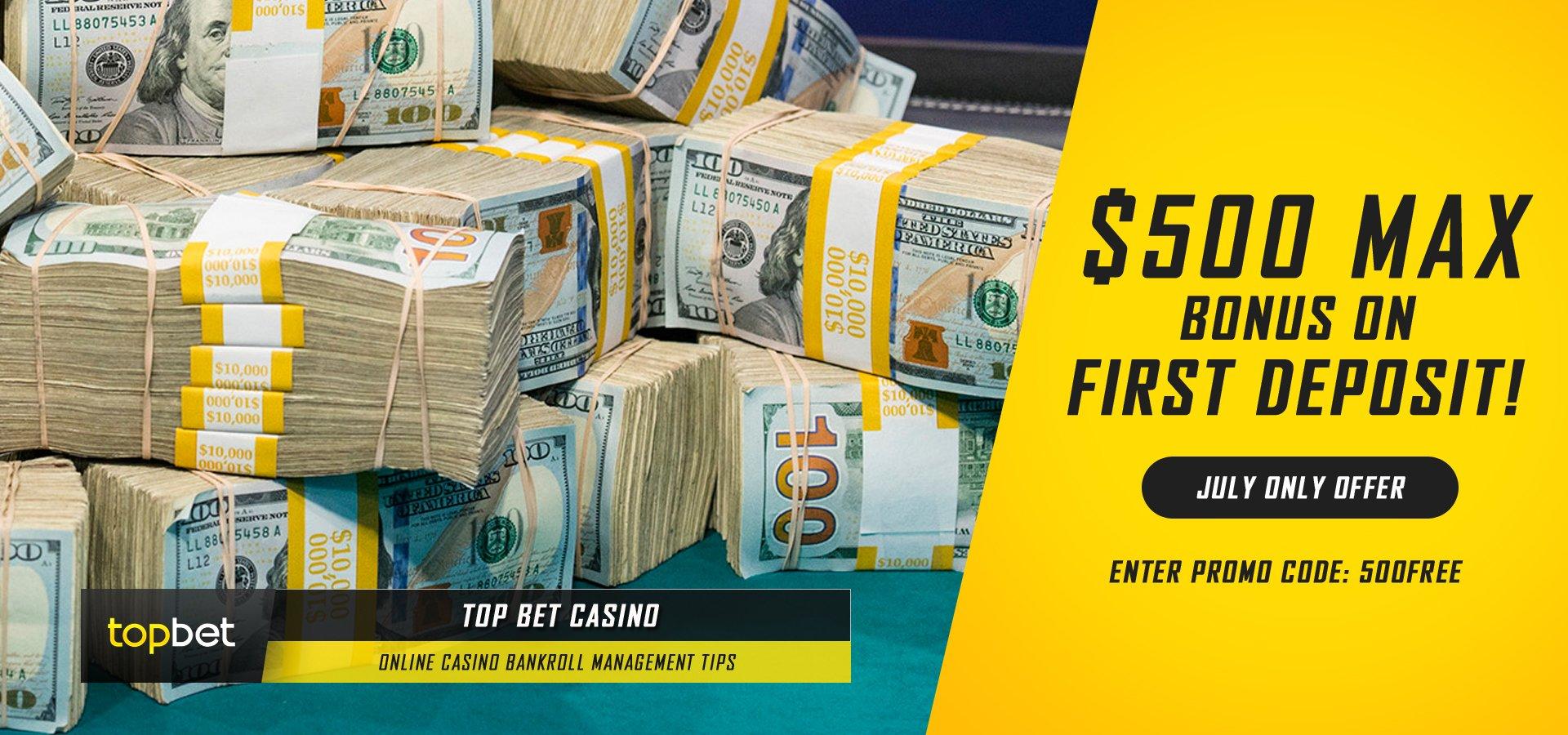 Bankroll Management Casino -376582
