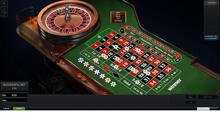 Von Roulette -152821