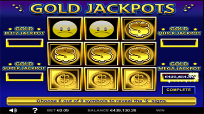 Auszahlung mehr Slots O Gold -957039