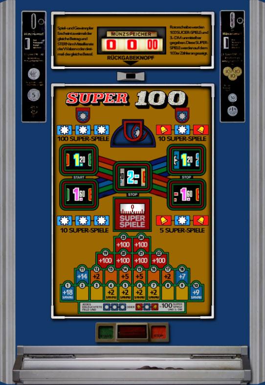 Alte Spielautomaten kostenlos -296575