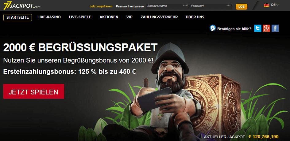 Spielen 77 Jackpot Casino -97427