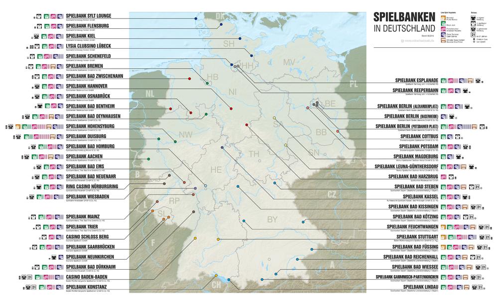 Staatliche Spielbanken Bayern -785013
