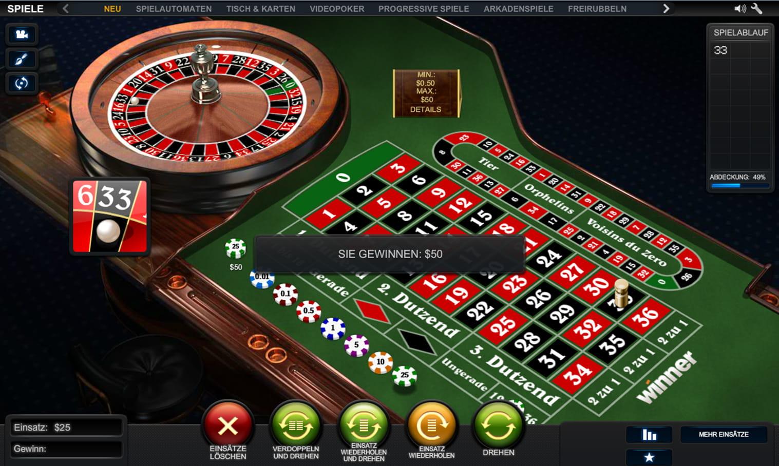 Von Roulette Leben PlayOJO -620603