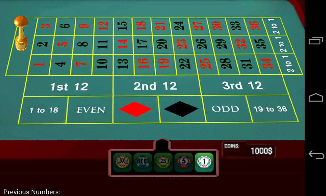 Roulette Simulator -69502