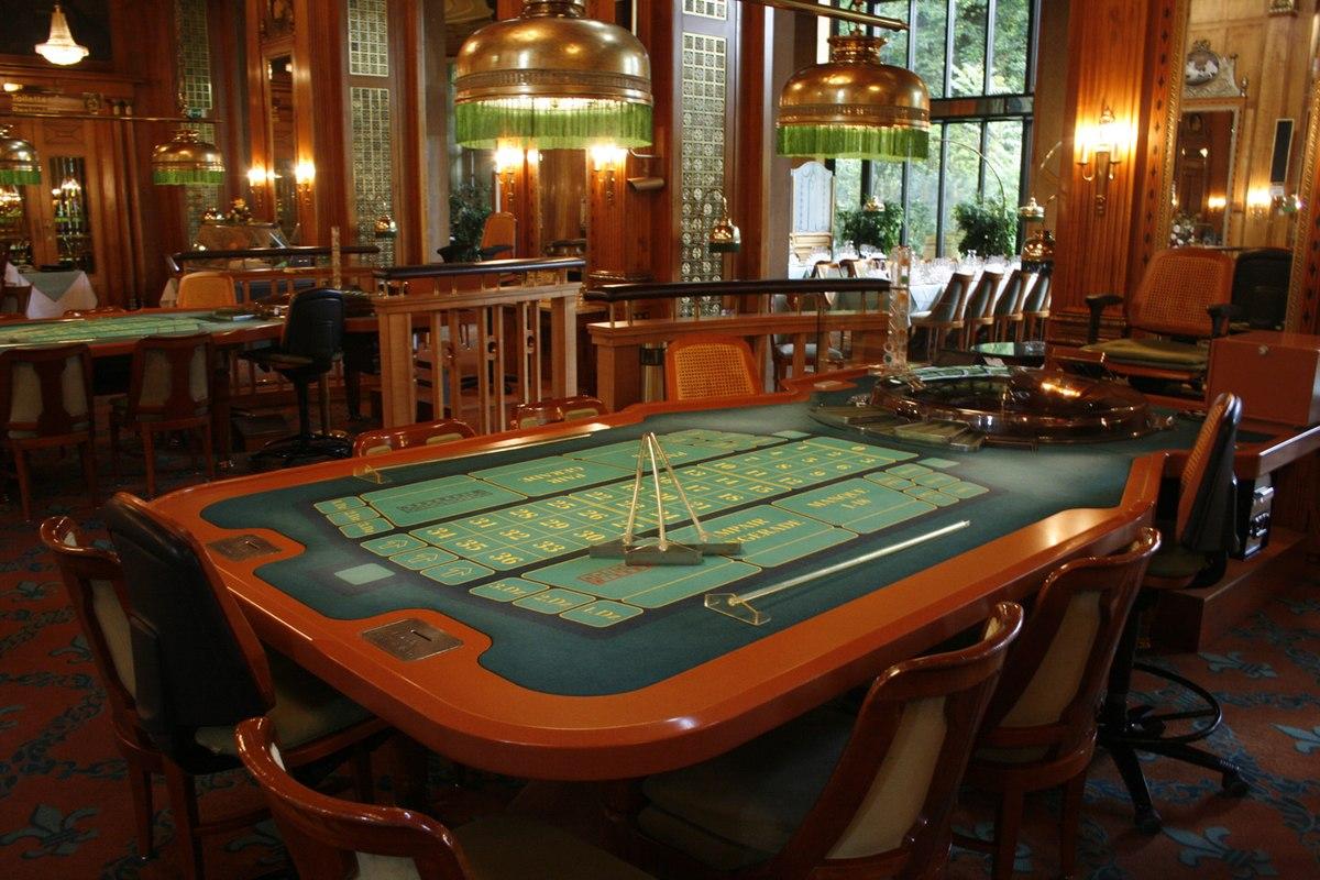 Roulette Tisch -375484