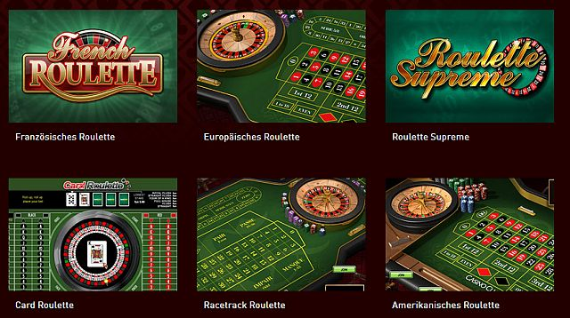 Roulette für -42049