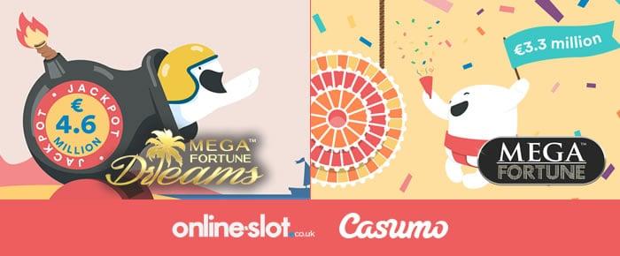 Besten Jackpot Spielautomaten Casumo Casino -150589