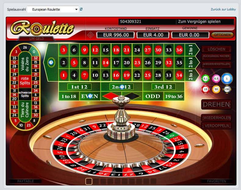 Von Roulette -919153