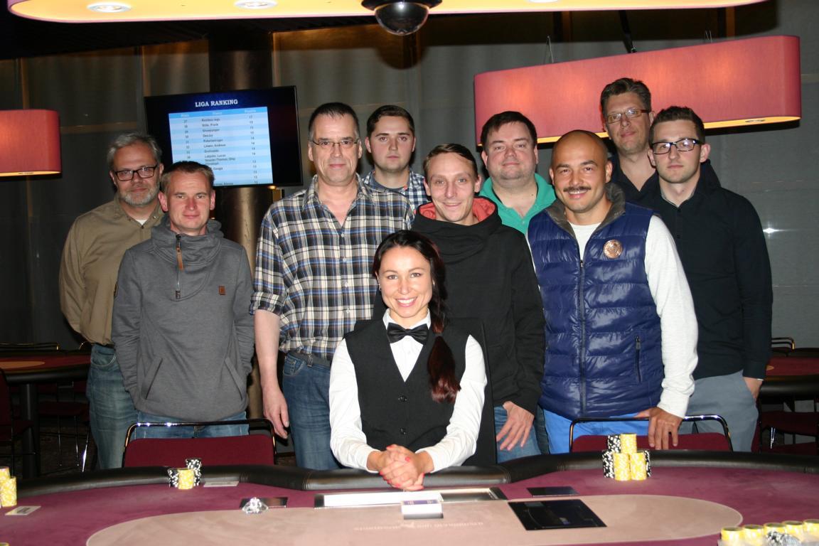 Poker Turnier -54032