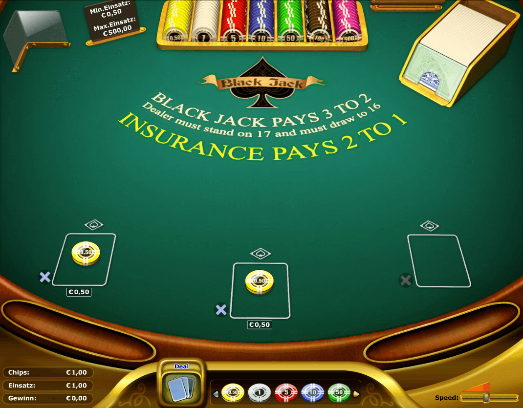 Blackjack Regeln -226936