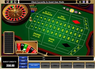 Roulette Zero Spiel Strategie -782109