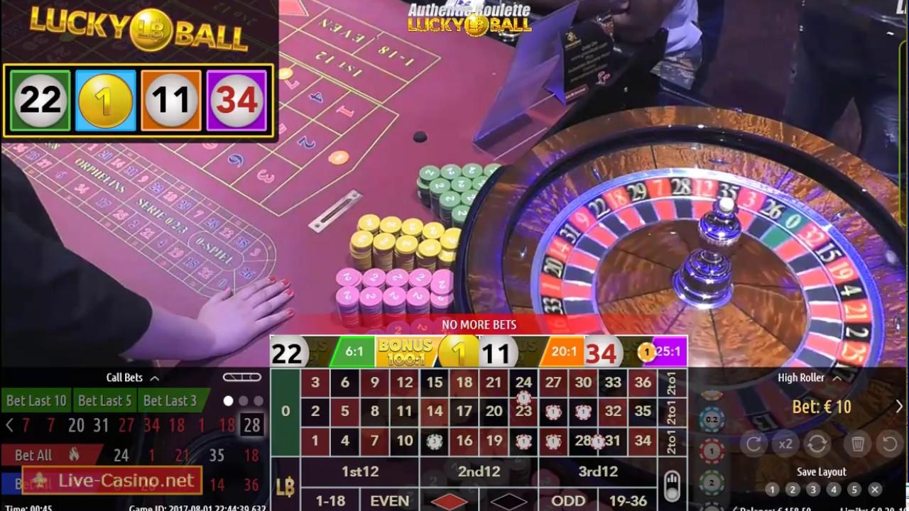 Casino mit Live Tischen -697131
