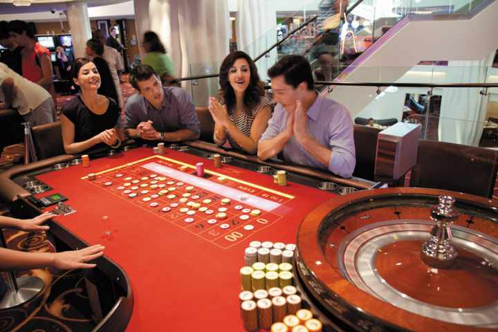 Farbserie Roulette Casino Cruise -287345