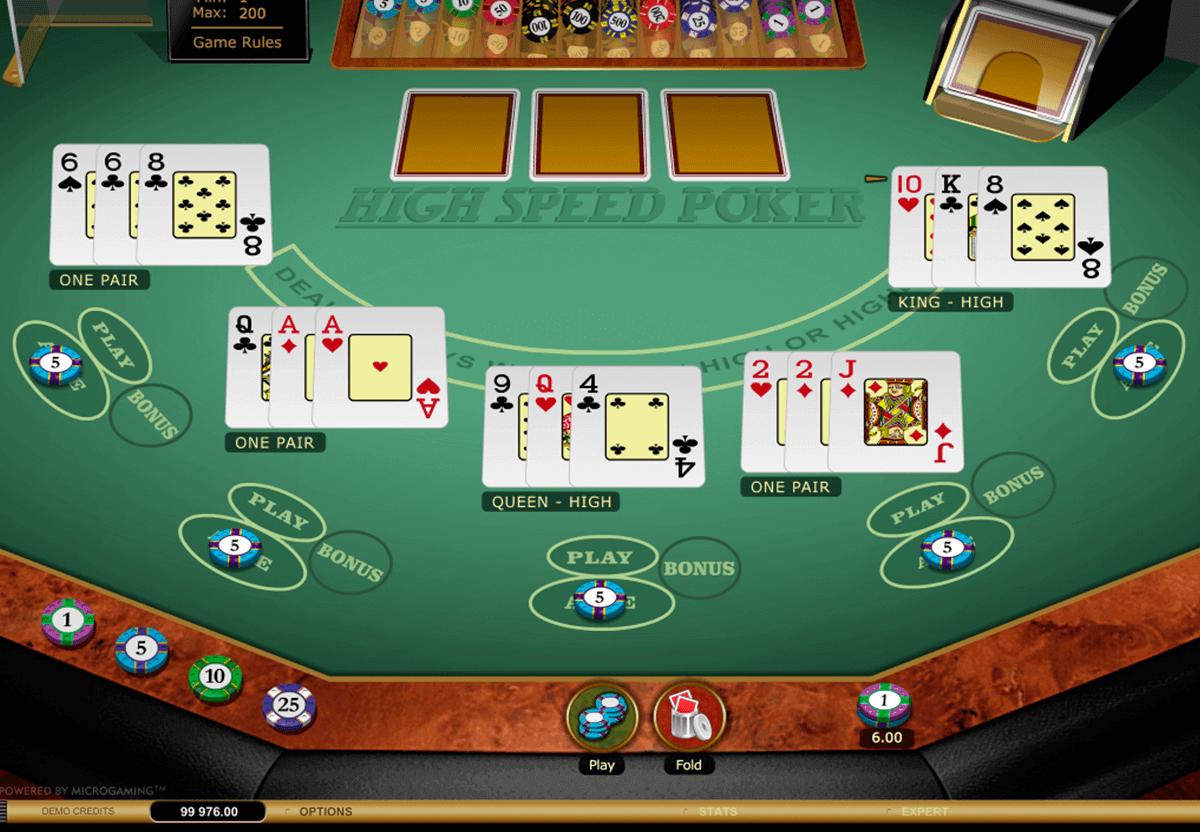 Echtgeld Online Poker