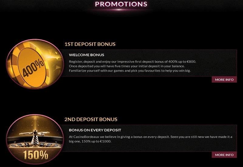Casino Bonus -549300