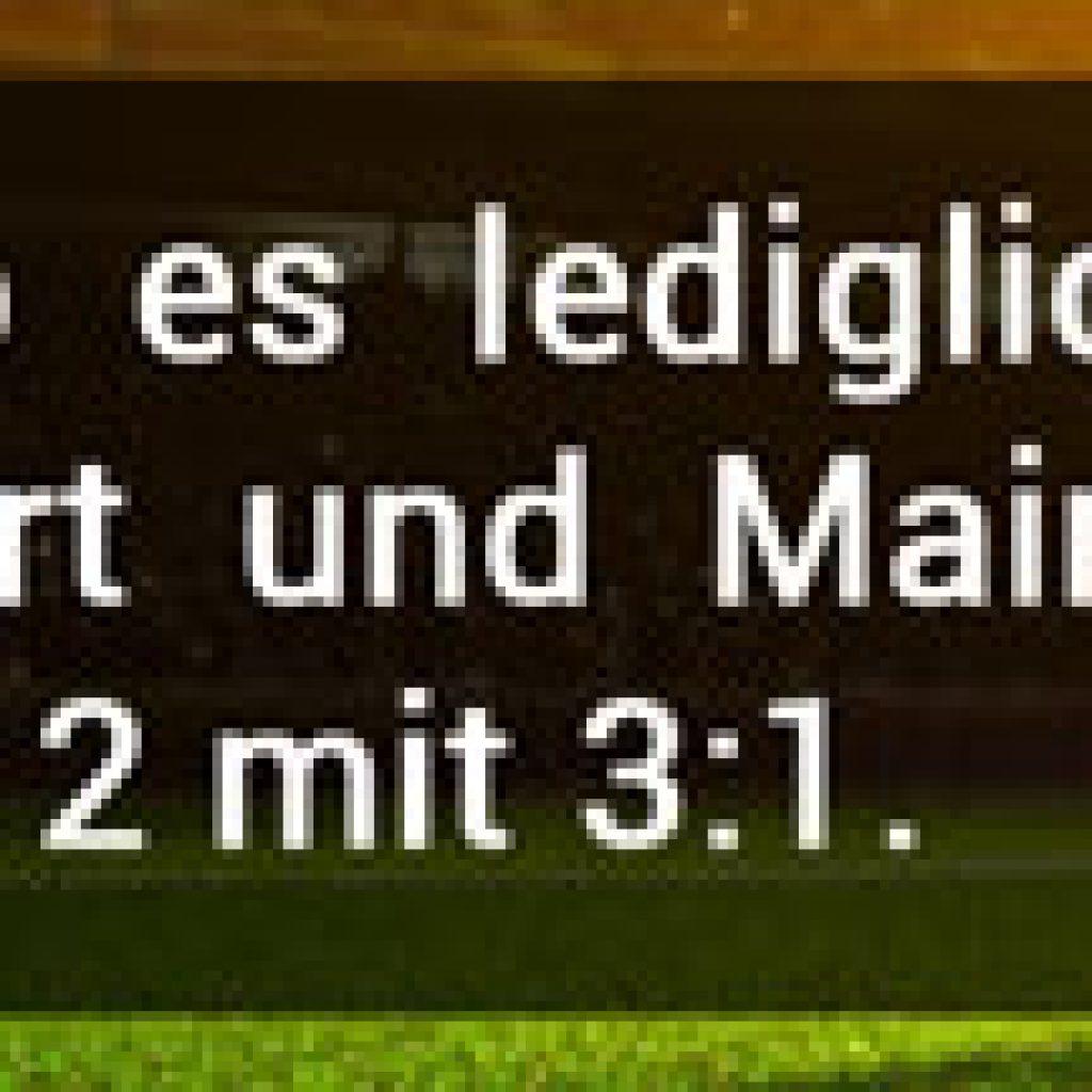 Besten Bundesliga Wetten Frankfurt -605858
