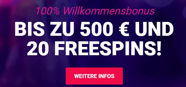 500 Casino Bonus deutscher -266820