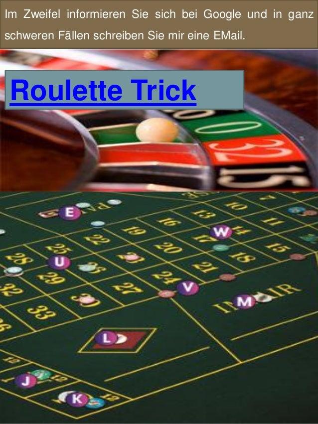 Roulette Dauerhaft Gewinnen -920000