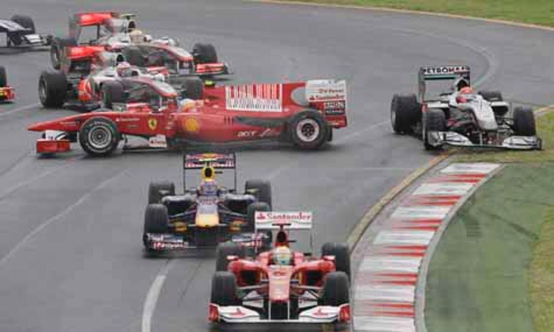 Formel 1 -491951