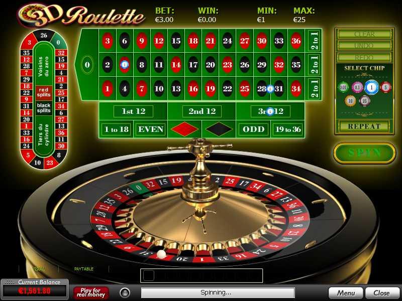 Roulette Schnelles Spiel Winner Screenshots -417324