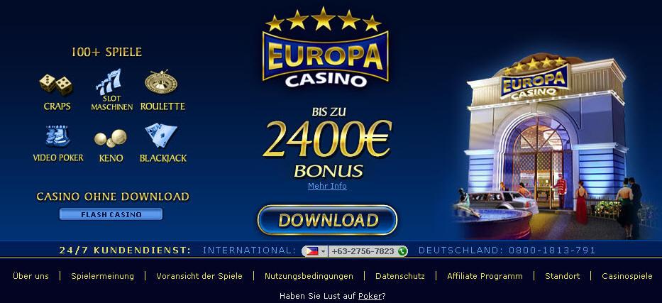 Bonus Euro -580670