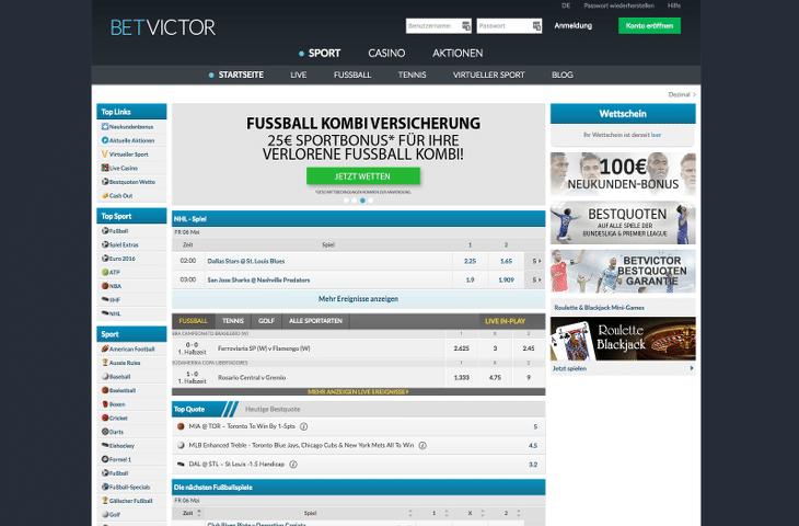 Online Automat spielen BetVictor Bonus -878052