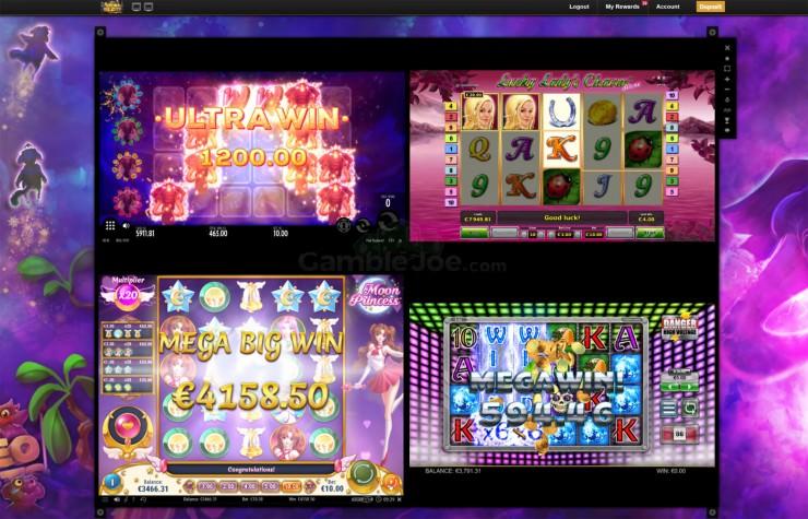 Casino Nachrichten -754542