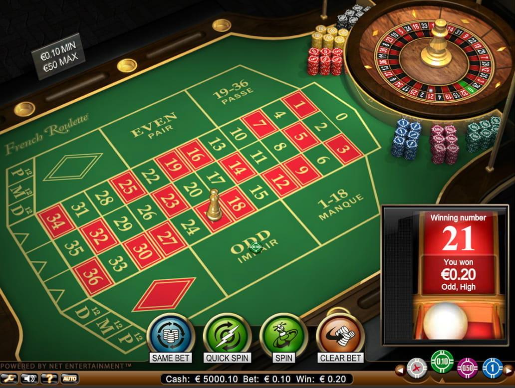 Im Roulette -997023
