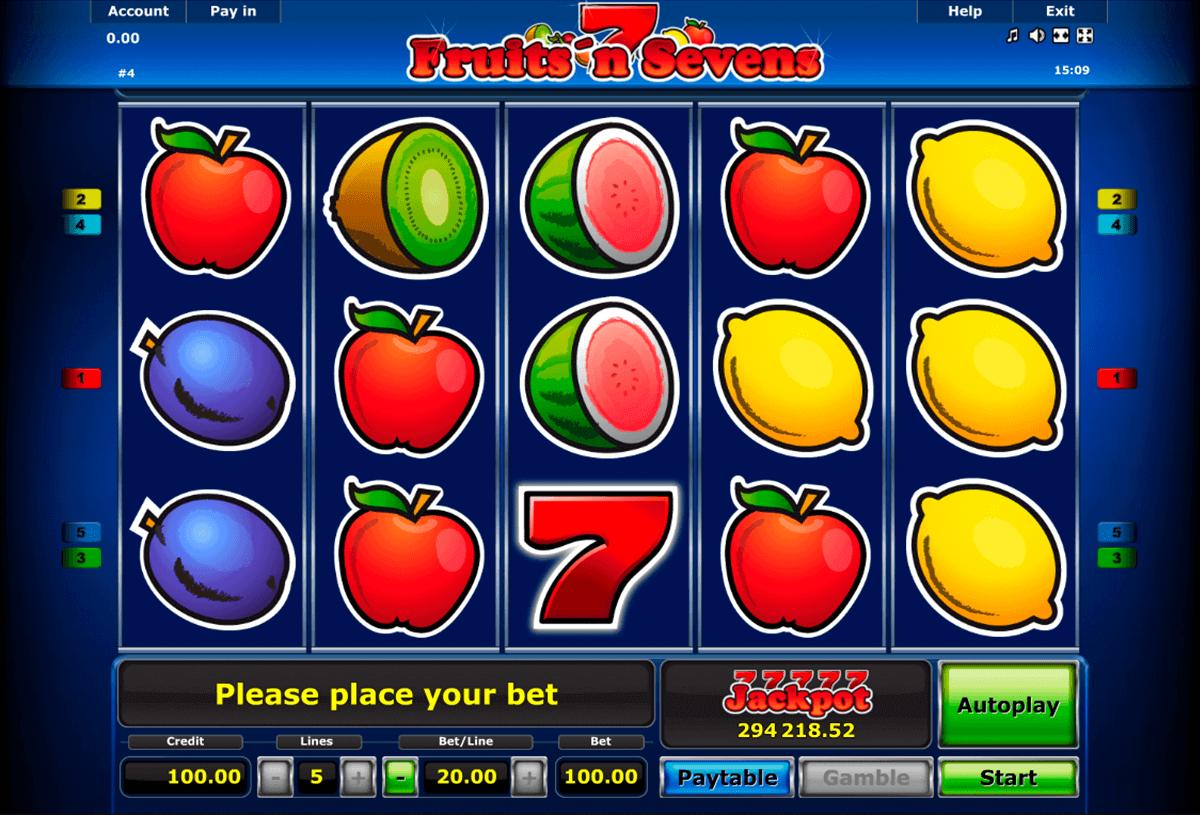 Fruitsn Sevens free -277750