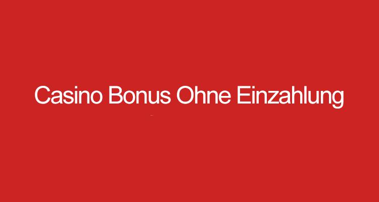 Casino Bonus -597540